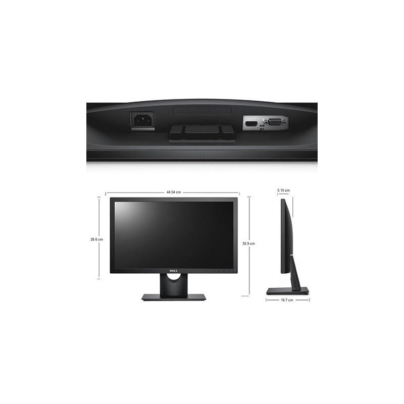 """Monitor Dell de 18.5"""" E1916H"""